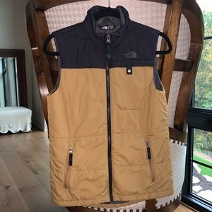The North Face Boys Youth retro Vest Size Large